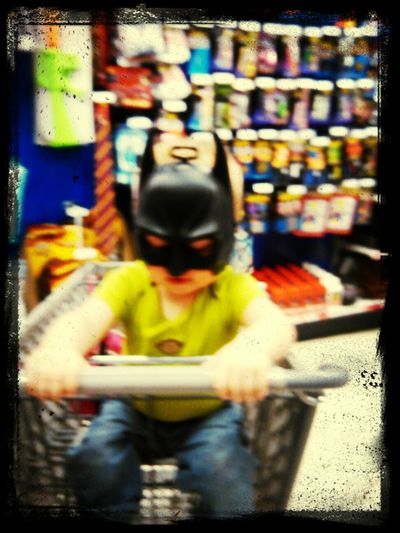 My Baby Batboy I Love It