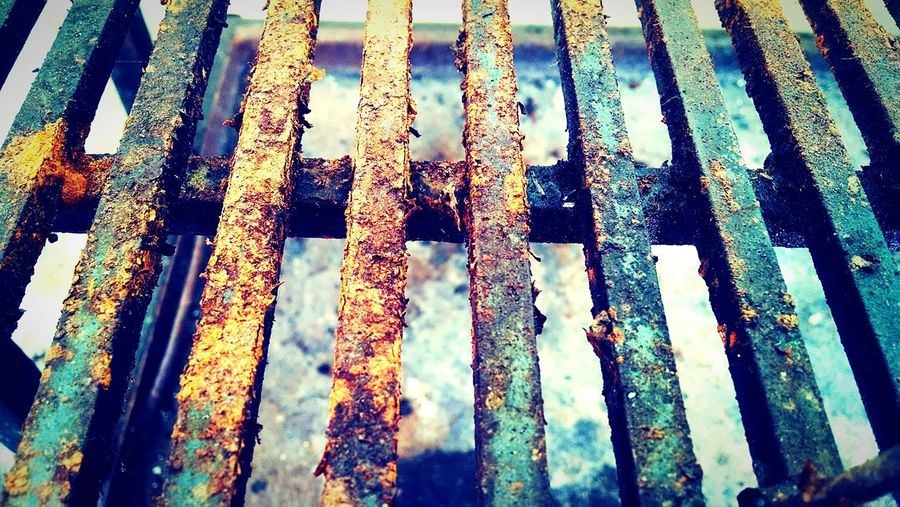 Grill Oxidation