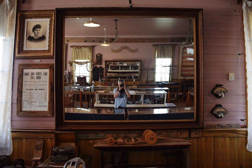 Bodie Ghost Town Museum California Dreamin