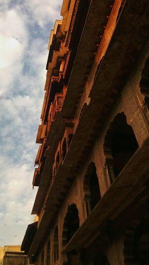 Rajwada Indore Royal Palace Heritage Building Palace Of The Holkars Travel Photography The Architect - 2016 EyeEm Awards