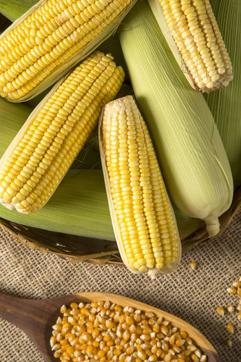 Closeup Grain