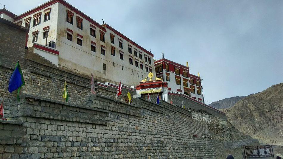 Phyang Monastery Eyemphotography Leh Ladakh.. Leh Leh Ladakh India Lehladakhtrip Building Exterior Architecture Budhist Temple
