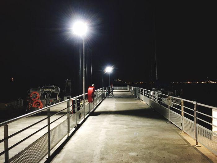 Night Railing