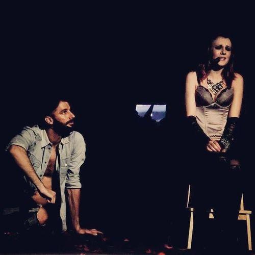 By ReflexStudio. Moulinrouge Recital Concert Stage singer singing sing couple ladymarmalade labelleepoque lingerie