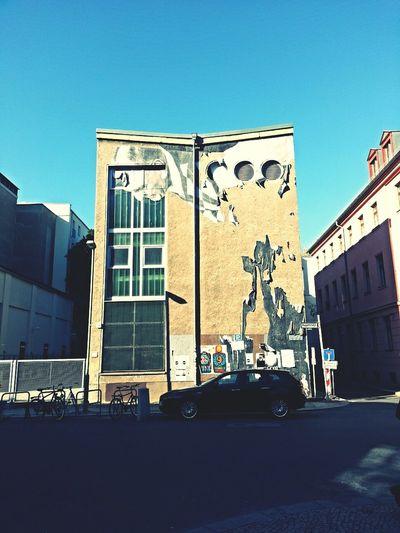 JR Streetart Wrinkles Of The City  Deterioration