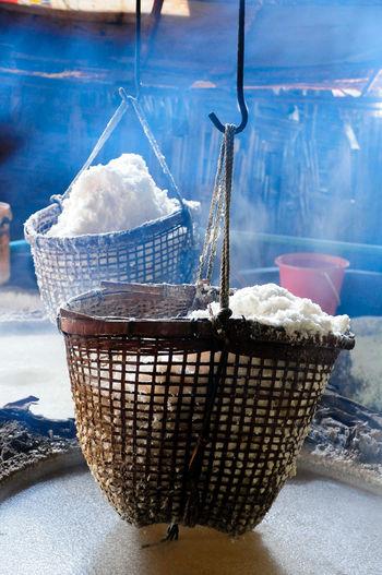 Rock Salt Make
