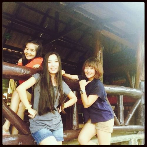 With friends ^_^