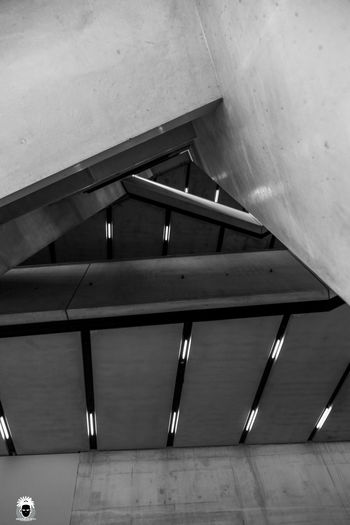 """""""Abstract 2"""" Art Architecture Moma Blackandwhite Blackandwhite Photography Light And Shadow Stairs White Architecture Built Structure Office Building"""