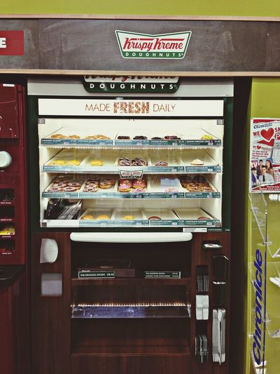 krispy at Tesco Extra in Gateshead
