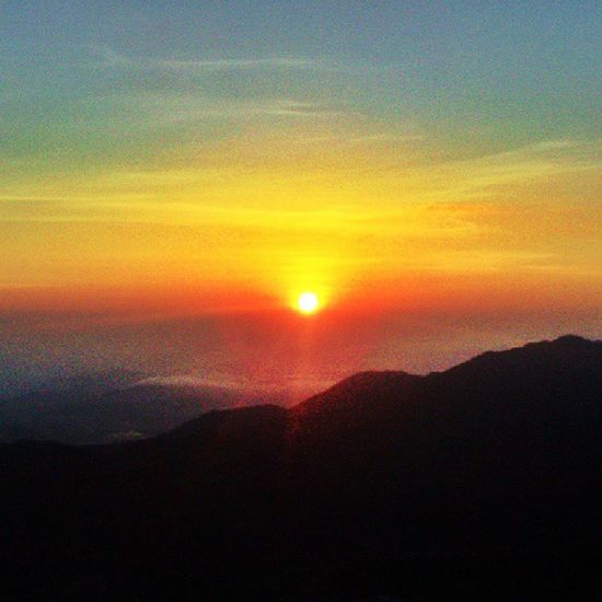 Sunrise Puncaksikunir Dieng Wonosobo mountain centraljava indonesia holiday instagram instagood bestoftoday