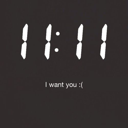 I WANT YOU 11:11 Love Boyfriend