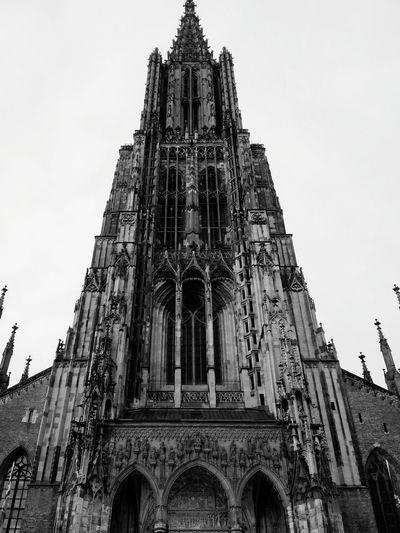 Ulmer Münster Travel Popular Photos Ulm Architecture Blackandwhite Munsters Trip Favorites Mobilephotography