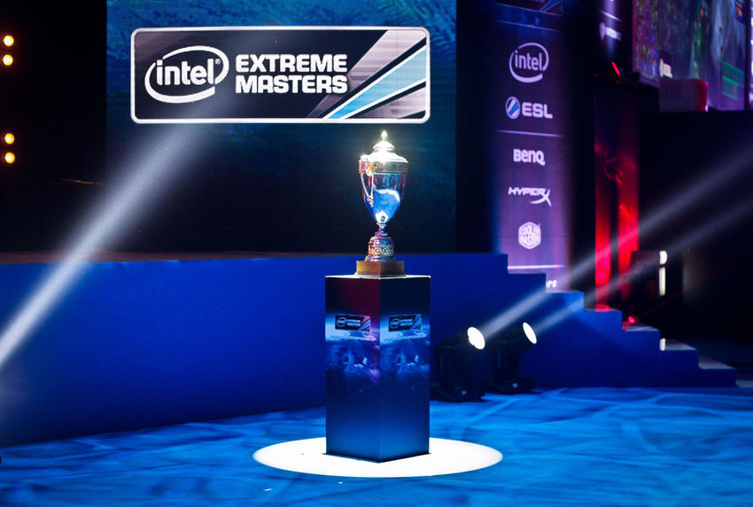 IEM Players at Intel Extreme Masters, KATOWICE, POLAND - IEM Players at Intel Extreme Masters (IEM) - Electronic Sports World Cup on March, Katowice, Silesia, Poland. Egame Game Games Iem Intel Intelextreme Katowice Spodek Worldcup