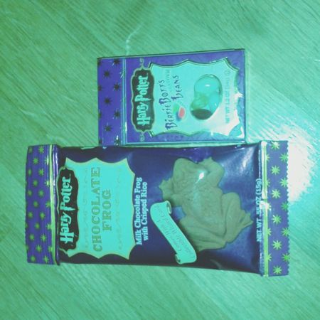 Harry Potter Chocolate Frog Jellybean