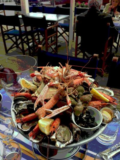 Lunch Seafood
