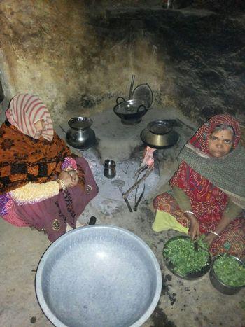 राजस्थान मे रसोईघर।।।