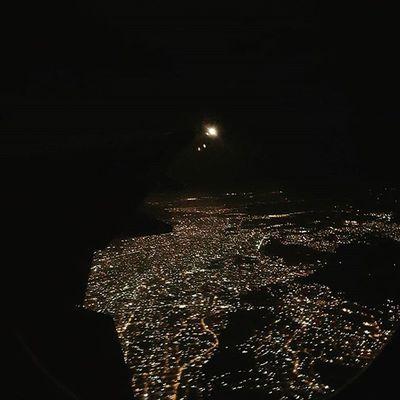 Arriving in Río de Janeiro!