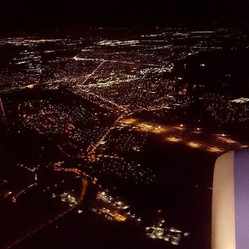 Landed in St. Louis, MO