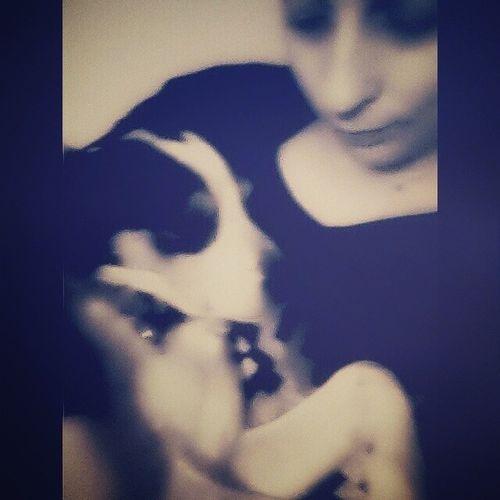 Me&my bestFriend. 100happydays Day15 Igersoftheday Dogs dog doglife Ilovemydog pet selfie petoftheday dogoftheday bestfriend friendliness friend love picoftheday photography photooftheday igersAbruzzo igersItalia