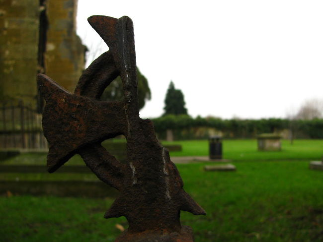 Cemetery Cemetery_shots Churchyard Close-up Cross Death Destruction Deterioration Dying Focus On Foreground Grass Grassy Grave Graveyard Graveyard Beauty Memorial Metal Cross Military Cross No People Old Remembrance Selective Focus The End The Past War
