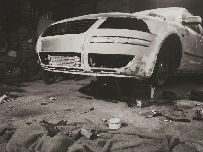 VW Passat Projecting Auto Racing Sand Car Tire First Eyeem Photo