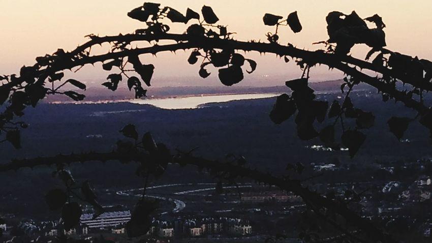 Sunset Landscape Mountain Tree Travel Nature Mountain Range Plain Scenics Night Outdoors No People Water