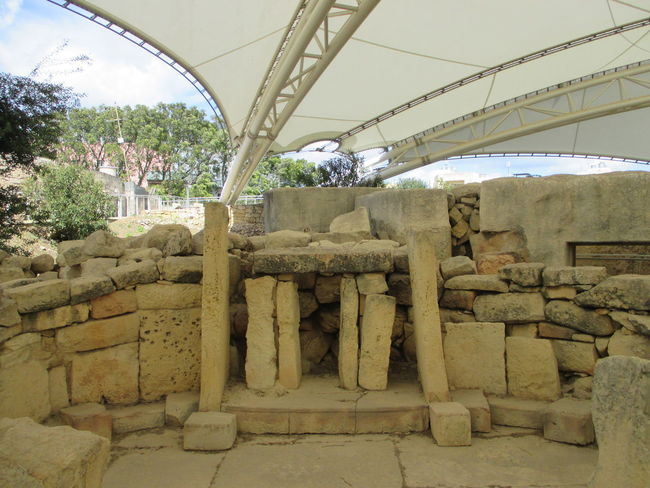 Ancient Ancient Stone Architecture Malta Mediterranean  Tarxien Temples Of Malta Ancient Architecture Ancient Civilization Ancient Ruins Architecture Day Monument Museum Sculpture