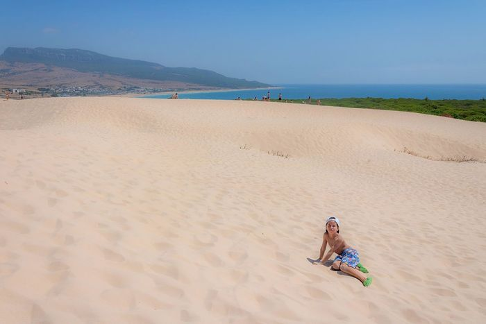 My Year My View BaeloClaudia Bolonia Tarifa Spain Duna De Bolonia Beach Sand Sea Fun Sand Dune Nature