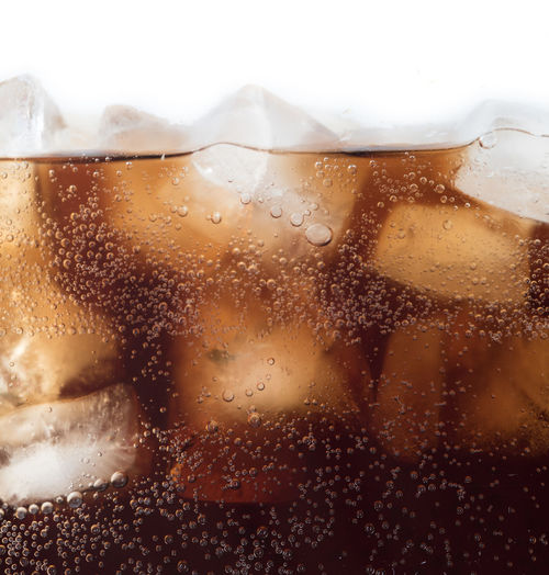 Cola Soda Ice
