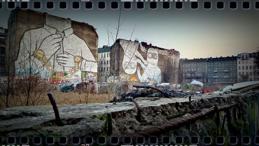 Street Art/Graffiti Graffiti Wall My Fuckin Berlin