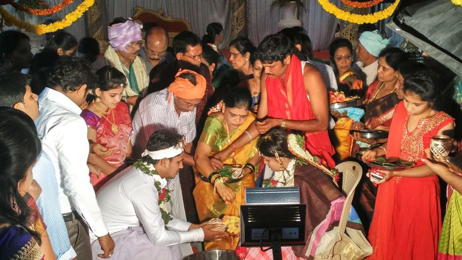 Indian Cultured Marriege..