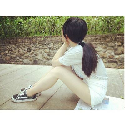 China Vans Girl