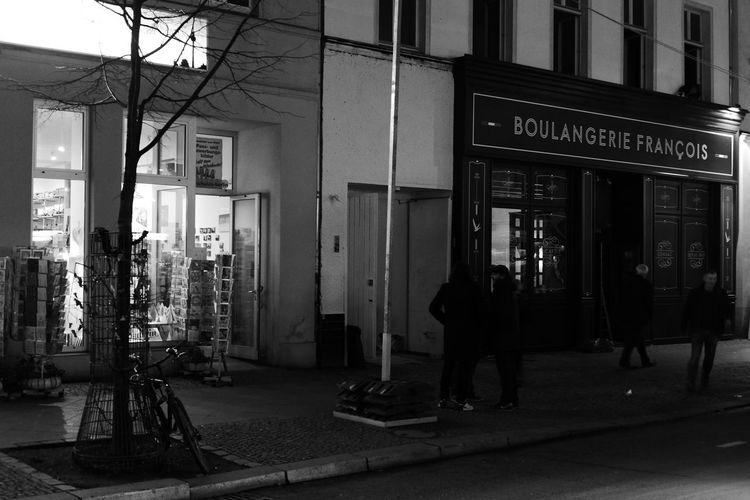 Boulangerie //