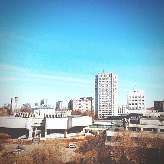 Urban 4 Filter Moscow State University of Civil Engeneereng