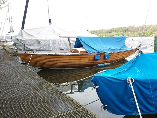 Baldeneysee, Essen Boats Sailing The Purist (no Edit, No Filter) Folkeboot