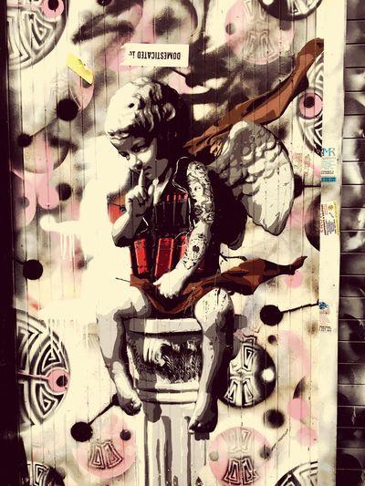 A Cheruboom - Angels With Dirty Faces And Naughty Intentions #whitechapeltowhitecube #london_only #tpro_ldn #bricklame #hiddengems #streetarteverywhere #streetphotography #streetart #art #artstagram #art #arteverywhere #whitechapeltowhitecube @igerslondon Streetart #street #streetphotography #tagsforlikes #sprayart #urban #urbanart #urbanwalls #wall #wallporn #graffitiigers #stencilart #art #graffiti #instagraffiti #instagood #artwork #mural #graffitiporn #photooftheday #stencil #streetartistry #photograp Art Is Everywhere