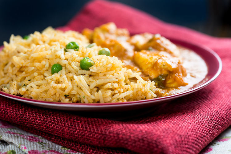 Asian Food Close-up Food Food And Drink Food Staple Fried Rice Indian Food Indoors  No People Rice - Food Staple Thai Food
