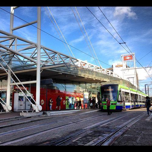 Visionsofcroydon Eastcroydon Station Tram