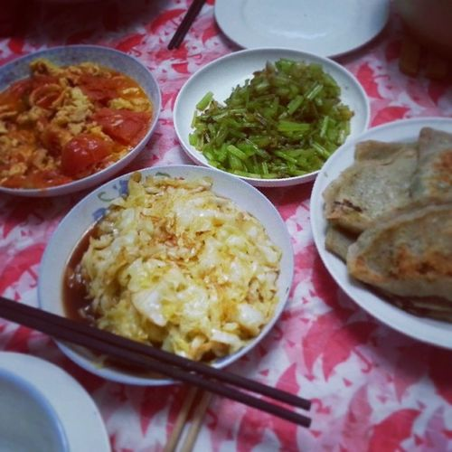Dinner Me esperaba comer DonLee o LunFung =\ pero ahi le voy StrangeFood Beijing