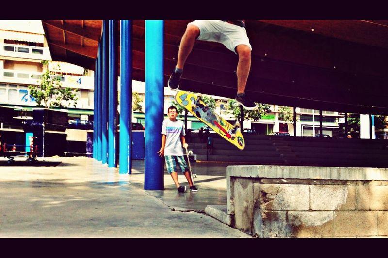 ENJOI Skate Skateboarding SPAIN ?☺️