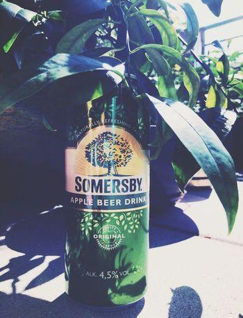 Somersby Apple Beer Geeen