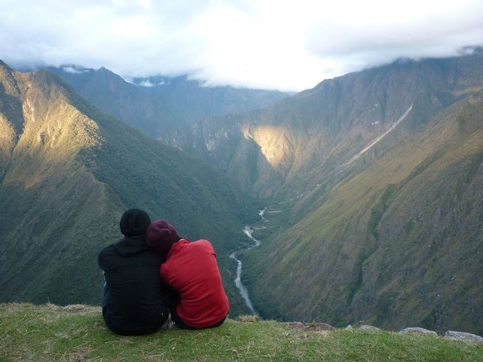 Taken in Peru on the Inca Trail in 2014, just before I was proposed to.