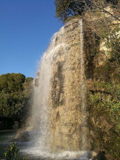 First Eyeem Photo Nature Waterfall