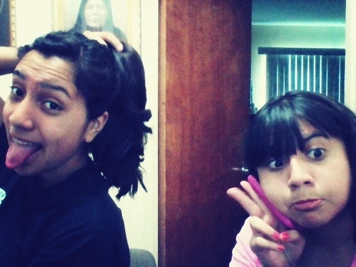 With Linda <3