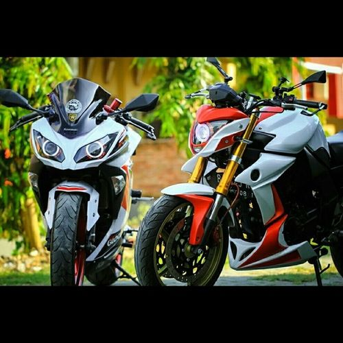 Ninjacommunity Ninjamodifikasi N250rcindonesia N250fi Ninja250fi N250r Byson Bysononkaskus Fz16