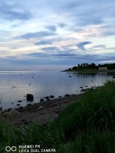 Sunset Beach Sea Tranquility Vacations Landscape Beauty In Nature Travel Destinations Tourism Outdoors Tranquil Scene Nature Cloud - Sky No People Horizon Over Water Sand Grass Vallø Tønsberg, Norway Tranquility Beauty In Nature Idyllic Norway🇳🇴
