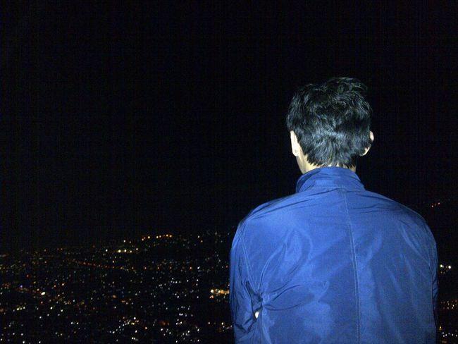 Surabaya Highvision Night View City Lights