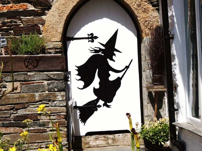 Witchcraft  Witches Broomstick Shilhouette Witches Broom Witchesareback Day No People