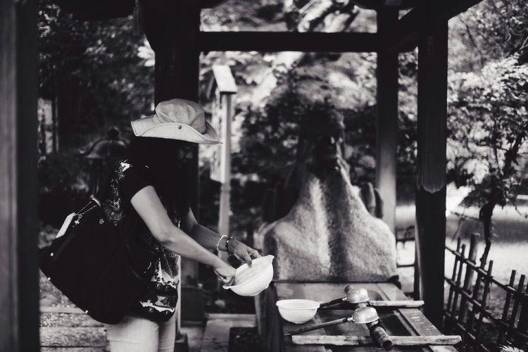 弁銭洗天 吉祥寺 Tokyo Street Photography