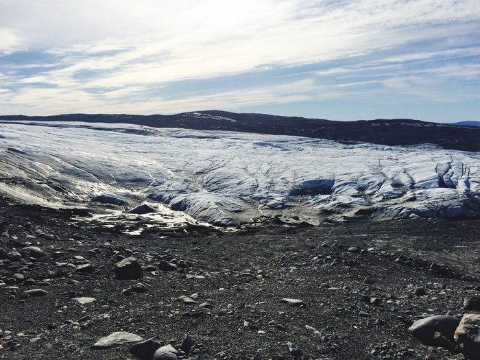 Desert Tour Cold Temperature Nature Ice Scenics Glacier Icefjord Frozen Greenland Kangia Clear Sky Ilulissat Beautiful